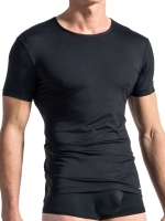 Manstore Casual Tee M103 T-Shirt Black