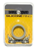 Bone Yard Silicone Ring Grey