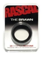 The Brawn Cockring Black (Rascal Toys)