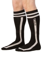 TIM Gear Scrimmage Sock Black One-Size