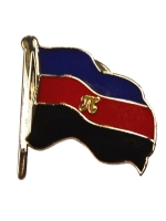 Pin Waving Polyamory Flag