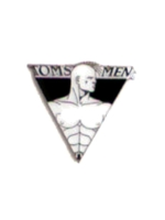 Pin Tom`s Men