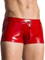 Manstore Zipped Pants M420 Underwear Rosso