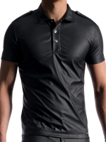 Manstore Polo Shirt M104 Black
