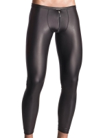 Manstore Zipped Leggins M510 Underwear Black
