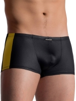 Manstore Micro Pants M758 Underwear Black/Yellow
