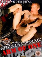 Arm of One, Fisting Grunts (Fistpack 17) DVD
