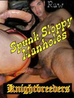 Spunk Sloppy Manholes DVD