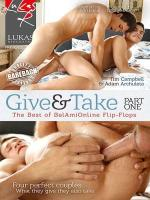 Give and Take (Lukas Ridgeston) DVD