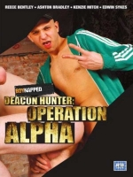 Deacon Hunter: Operation Alpha DVD