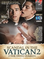 Scandal in the Vatican #2 - The Swiss Guard 2-DVD-Set