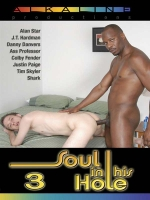 Soul in His Hole #3 DVD