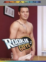 Rookie Guys #2 DVD