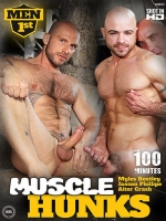 Muscle Hunks DVD