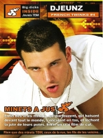 Minets A Jus - French Twinks #4 DVD