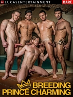 Breeding Prince Charming DVD