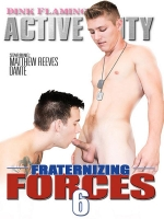 Fraternizing Forces #6 DVD