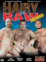 Hairy And Raw #3 DVD