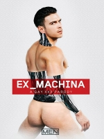 Ex-Machina: A Gay XXX Parody DVD