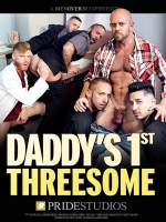 Daddy`s 1st Threesome DVD