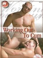 Working Out To Cum DVD