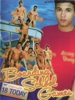 Boarding School Games DVD