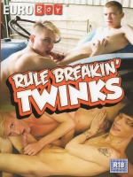 Rule Breaking Twinks DVD