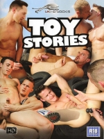 Toy Stories DVD