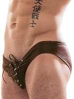 GBGB Josh Brief Underwear Brown