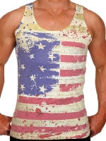 Pistol Pete Liberty Tank Top Multi