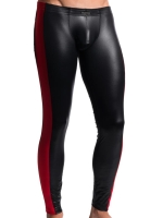 Manstore Tight Leggings M604 Underwear Black/Pepper