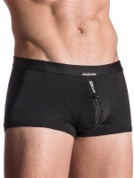 Manstore Zipped Pants M200 Underwear Black