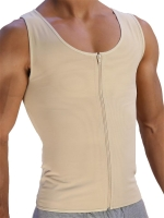 Rounderbum Xtreme Compression Shirt T-Shirt Nude