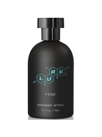 Lure Black Label For Him, Pheromone Personal Scent, 2.5 fl oz (74 ml) Bottle