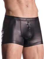 Manstore Zipped Pants M510 Underwear Black