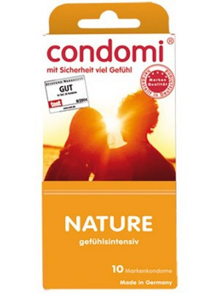 Condomi-Nature-10-Condom-Pack-Condoms-Rubbers-Gay-Anal-Free-Shipping-Worldwide