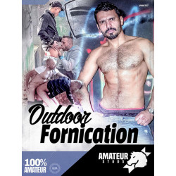 Outdoor Fornication DVD (Amateur Studs) (15901D)