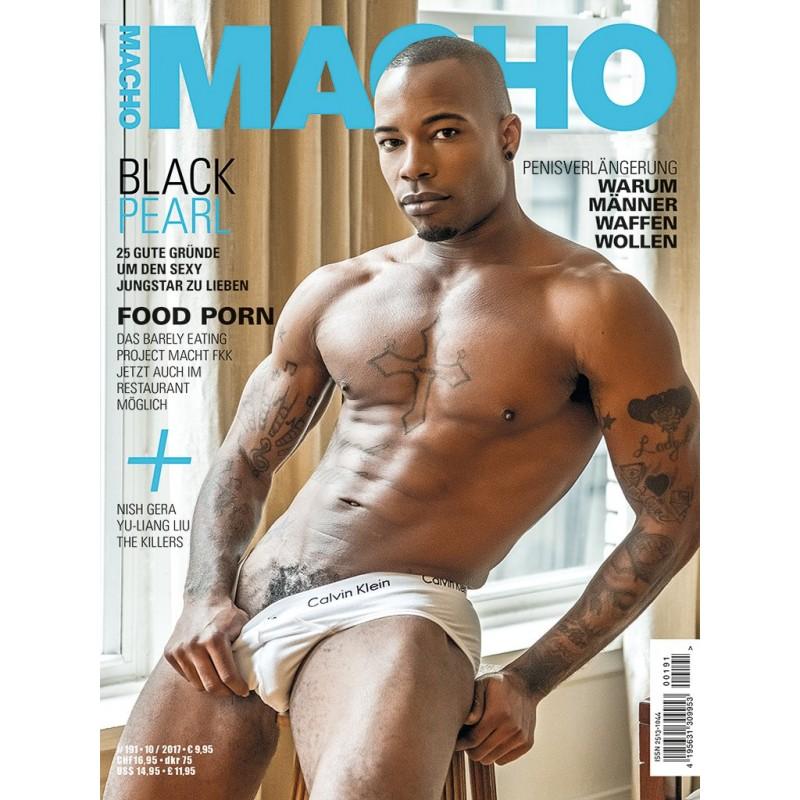 Macho 191 Magazin (M6191)