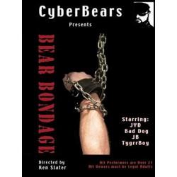Bear Bondage DVD (08913D)