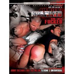 Bad Boys Get Spanked DVD (09133D)