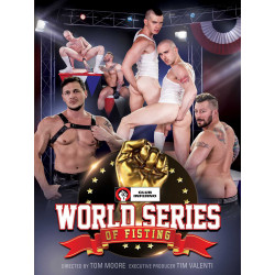 World Series of Fisting DVD (15830D)