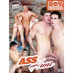 Ass Hunt DVD (15977D)