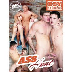 Ass Hunt DVD (15977D)