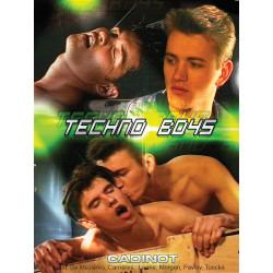 Techno Boys DVD (11213D)