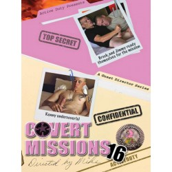 Covert Missions 16 DVD (Active Duty) (11713D)