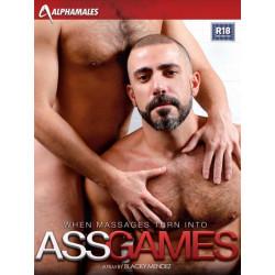 Ass Games DVD (Alphamales) (12413D)
