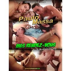 Paulo Massa - Mes Rendez-Vous A La Bresilienne DVD (Citebeur) (12693D)