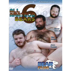 All Amateur Bears #6 DVD