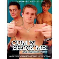 Cum `n Spank Me! DVD (13343D)