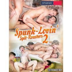 Spunk-Lovin` Spit-Roasters #2 DVD (14463D)
